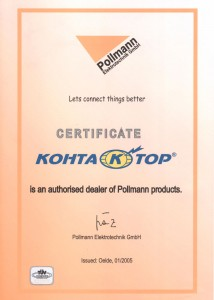 официальный дилер Pollmann Elektrotechnik