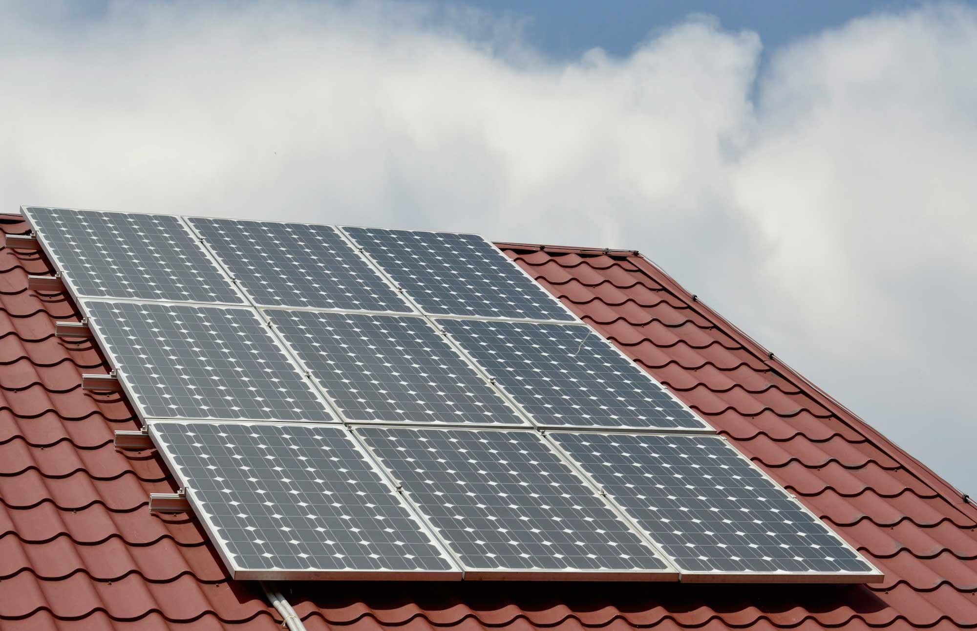 Аккумуляторные солнечные электростанции