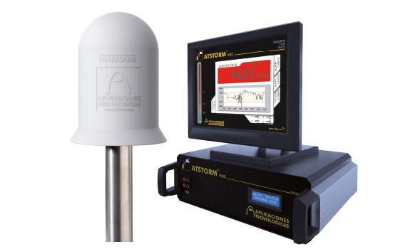 ATStorm V2 Detector de tormentas