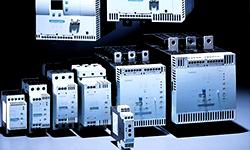 Преобразователи частоты и устройства плавного пуска (Moeller)