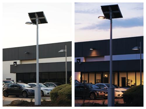 уличные фонари на солнечных батареях купить киев