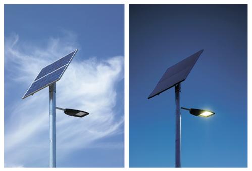 внешнее освещение на солнечных панелях, купить в Киеве, Украине